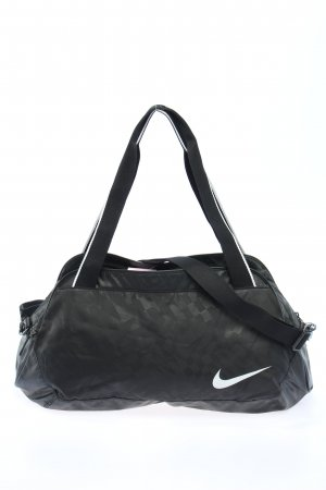 Nike Sporttasche schwarz sportlicher Stil