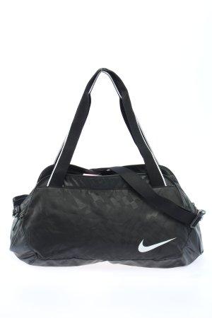 Nike Sporttas zwart atletische stijl