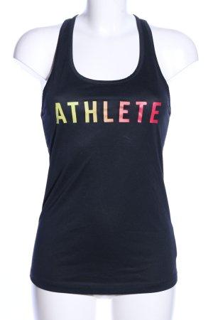 Nike Sporttop Motivdruck sportlicher Stil