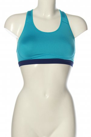 Nike Sporttop blau sportlicher Stil