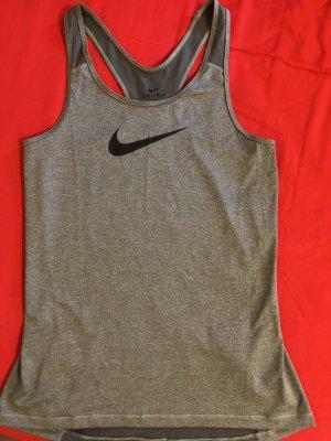 Nike Sporttop grijs