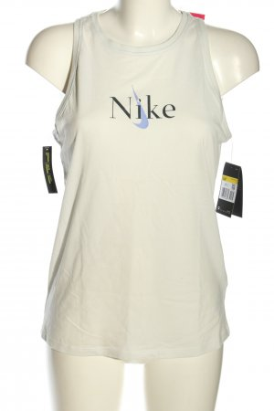 Nike Sporttop Schriftzug gedruckt sportlicher Stil