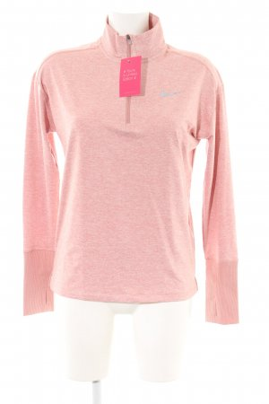 Nike Sporttop roze gestippeld casual uitstraling