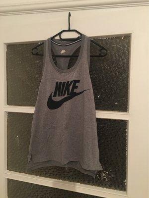 Nike Sporttop grau