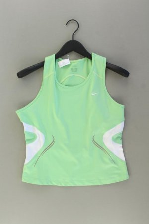 Nike Sporttop Größe L grün aus Polyester