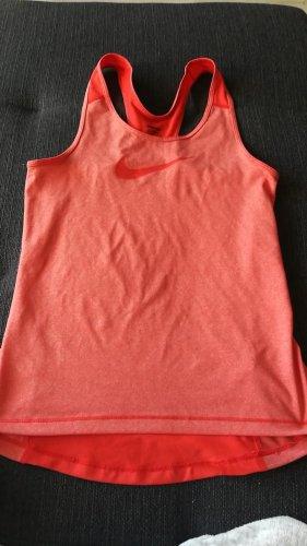 Nike Sportshirt lichtrood-rood