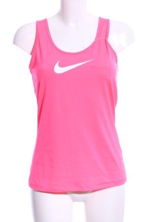 """Nike Sporttop """"von MICHA Ø."""" pink"""