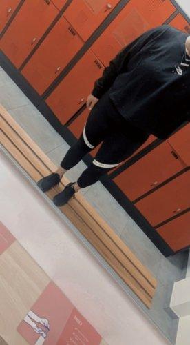 NIKE Sportwear Air schwarz Sweatshirt
