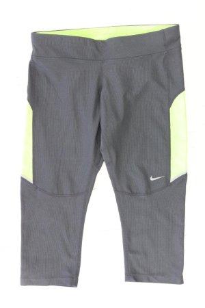 Nike Stretchhose Größe S grau aus Polyester