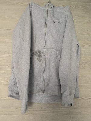 Nike Strickjacke in Grau