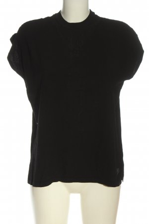 Nike Strickshirt schwarz Casual-Look