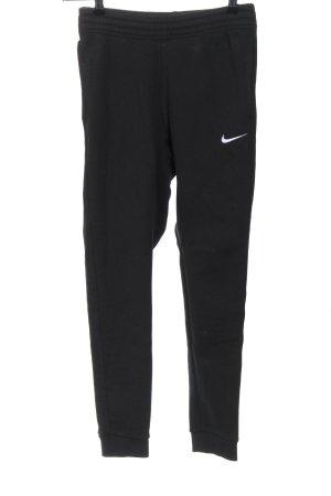 Nike Sweat Pants black-white athletic style