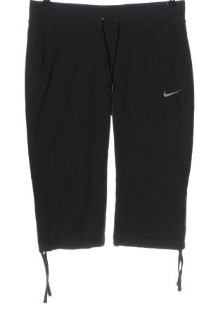 Nike Sweathose schwarz schlichter Stil