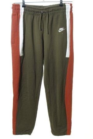 Nike Sweathose Schriftzug gedruckt Casual-Look