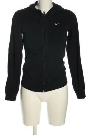 Nike Sweatjacke schwarz Casual-Look