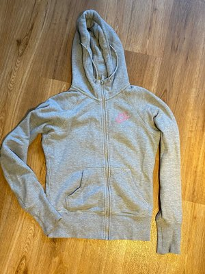 Nike Sweat Jacket light grey