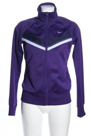 Nike Chaqueta de tela de sudadera multicolor look casual