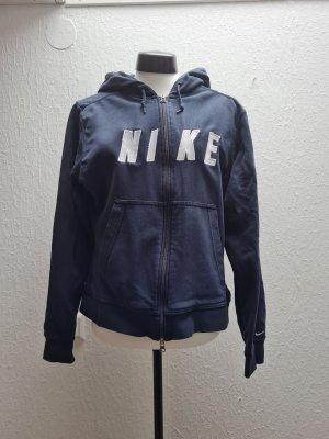 Nike Sweatjacke Retro dunkelblau 40