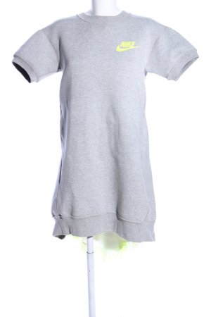 Nike Sweatkleid meliert Casual-Look