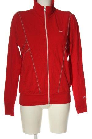 Nike Sweatshirt rot Elegant