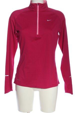 Nike Sweatshirt pink sportlicher Stil