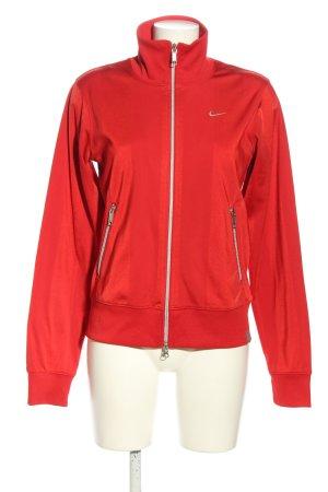 Nike Sweatshirt rot Casual-Look