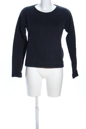 Nike Sweatshirt blau Casual-Look