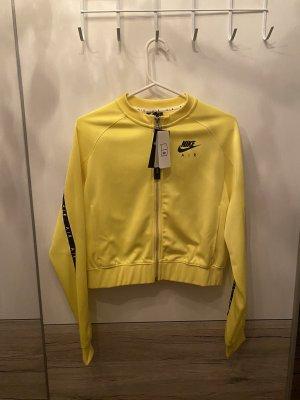 Nike Kurtka sportowa żółty