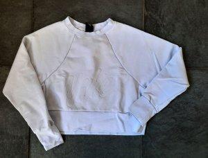 Nike Sweatshirt fliederfarben Größe XS Sport