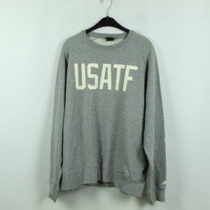 NIKE Sweatshirt Gr. 2 XL grau Track & Field (20/09/419*)