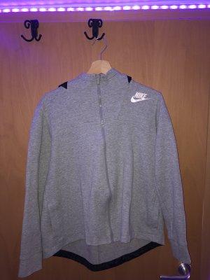 Nike Sweatshirt mit Reißverschluss