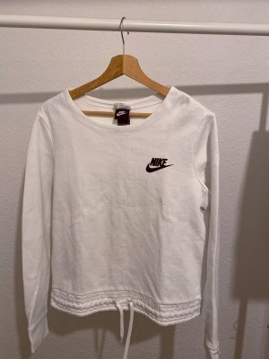 Nike Swoosh-Trainings-Rundhalsshirt für Damen