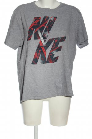 Nike T-Shirt meliert Casual-Look