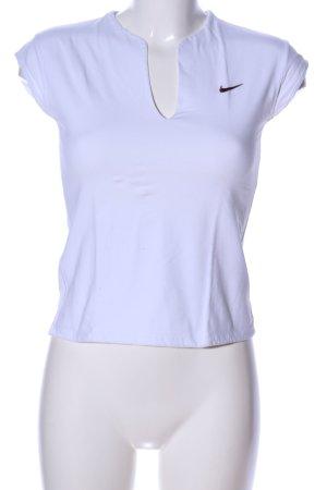 Nike T-Shirt weiß Casual-Look