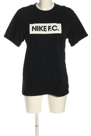 """Nike T-Shirt """"von Micha Ø."""" schwarz"""