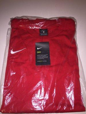 Nike Batik Shirt red-white