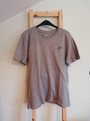 Nike T-Shirt light grey