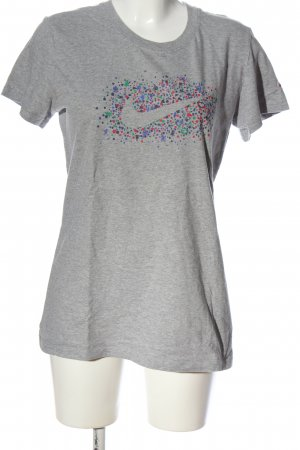 Nike T-Shirt Punktemuster Casual-Look