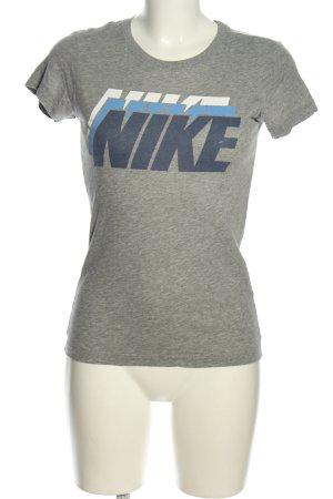 Nike T-Shirt meliert sportlicher Stil