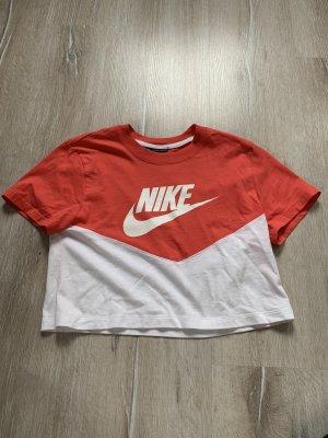 Nike T-Shirt Bauchfrei