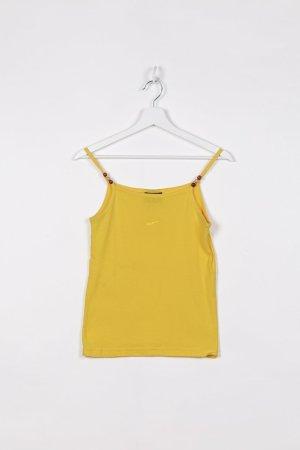 Nike T-Shirt in Gelb M
