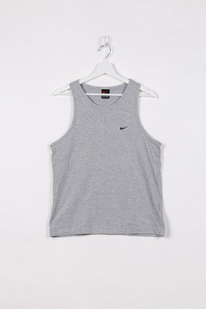 Nike T-Shirt in Grau M