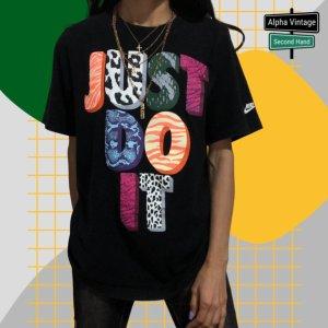 NIke T-Shirt Just do it Top Shirt Vintage Shirt   S