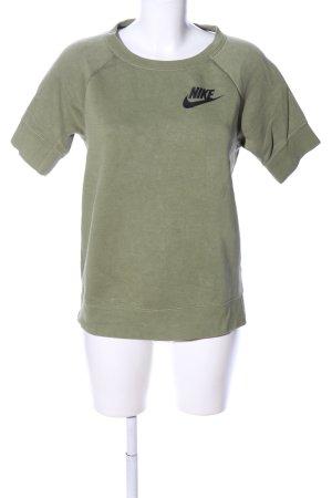 Nike T-Shirt khaki Casual-Look