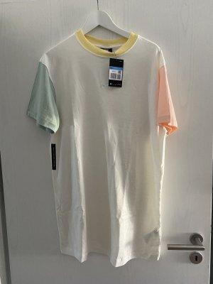 Nike Vestido estilo camisa multicolor