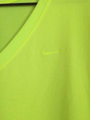 Nike T-Shirt/ neongrün
