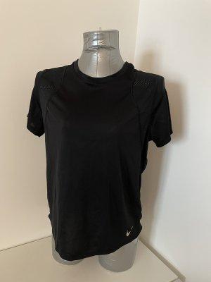 Nike T-Shirt, RUN, Funktionsshirt, Gr. L