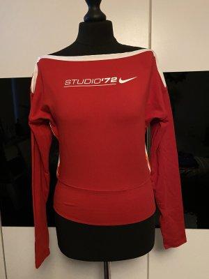 Nike T-shirt de sport rouge