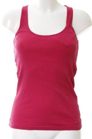 Nike Tanktop roze casual uitstraling