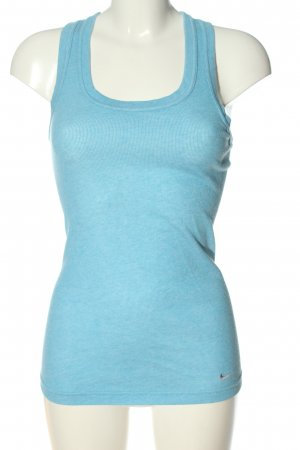 Nike Tanktop blau Casual-Look